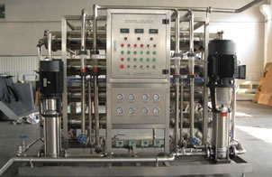 Reverse Osmosis Equipment (RO Water Treatment System)
