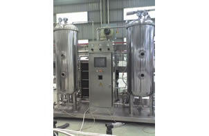 Carbonated Drink Processing (Carbonated Beverage Mixer)